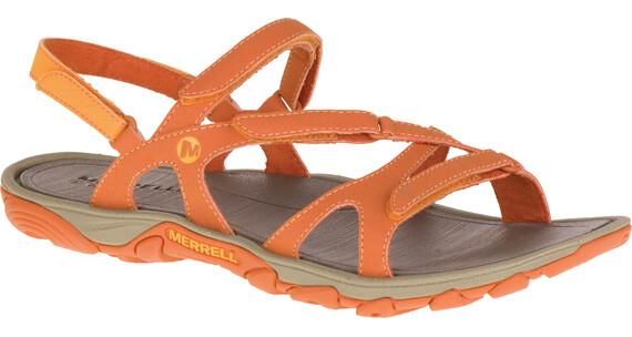 Merrell W's Enoki Convertible Shoes ORANGE